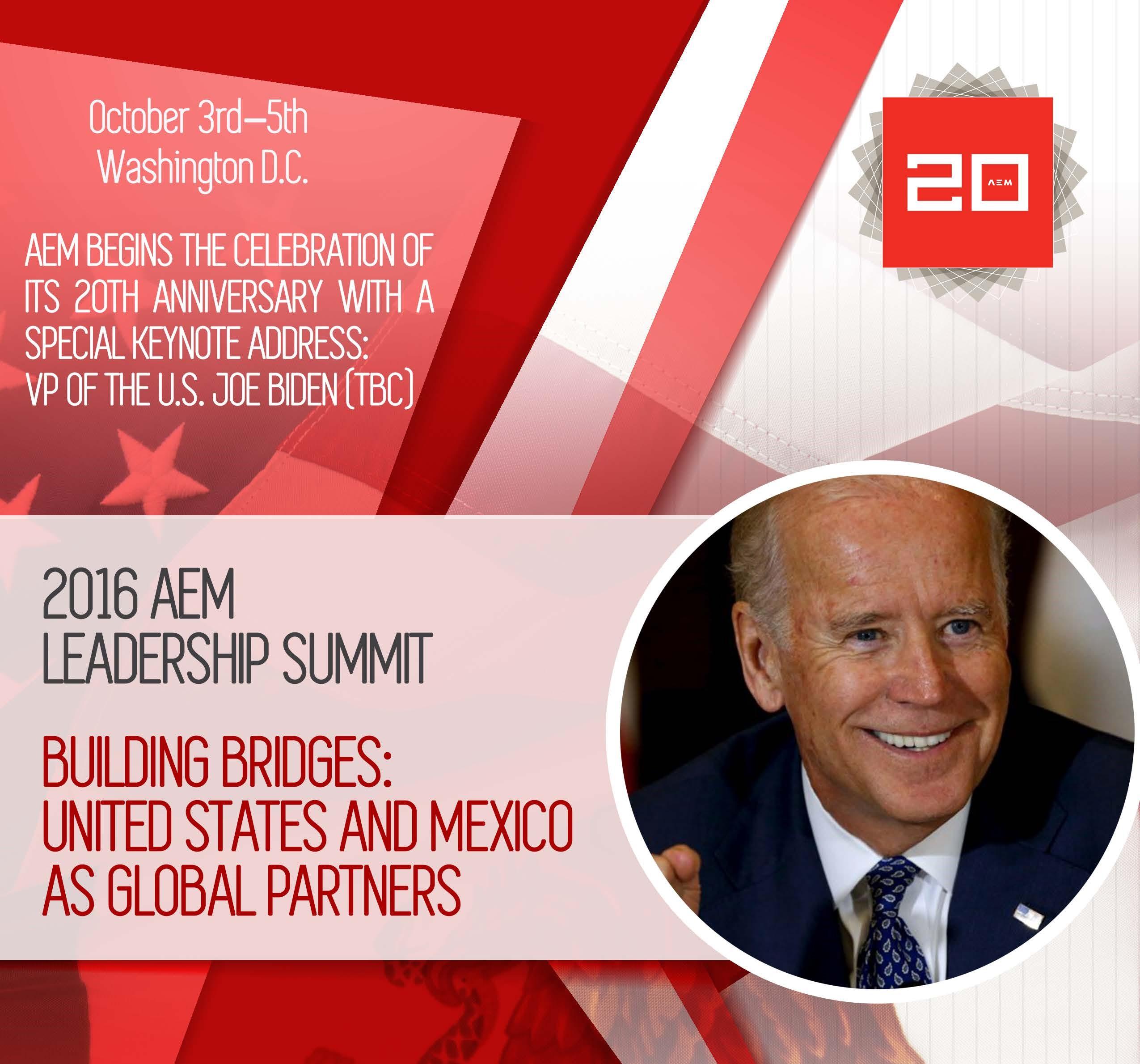 AEM's 20th Anniversary Leadership Summit