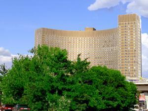 VALUATION – Cosmos Hotel (Moscow)
