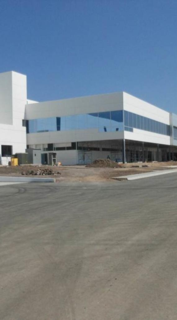 PORTFOLIO – Queretaro Aerospace Park (MEXICO)