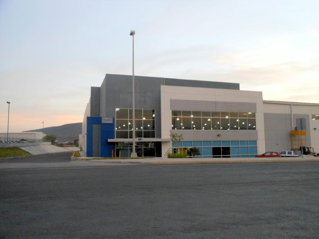 PORTFOLIO – Queretaro Industrial Park (MEXICO)